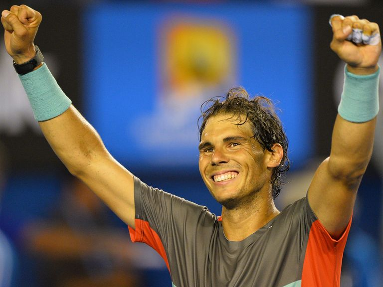 Nadal: Should win the final, but by which scoreline?