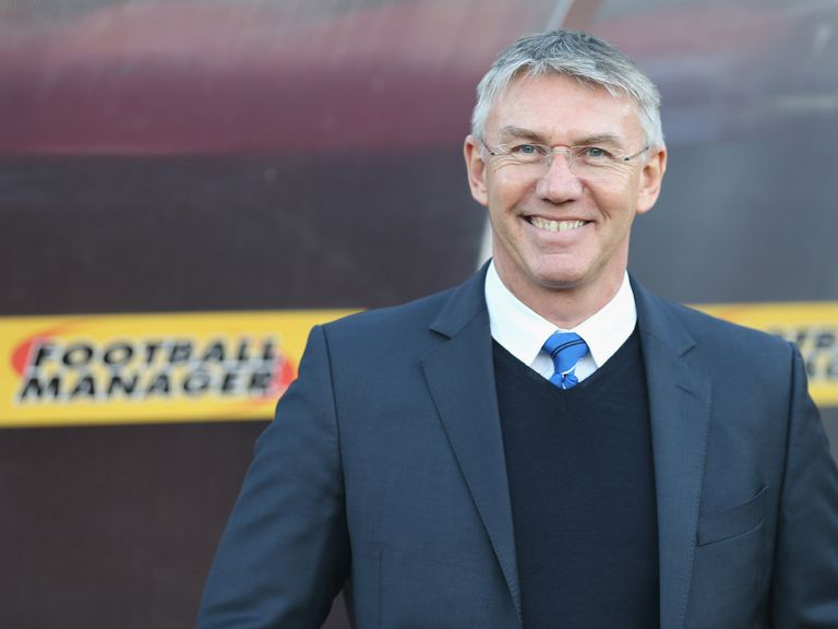 Nigel Adkins' Reading travel to QPR on Sunday
