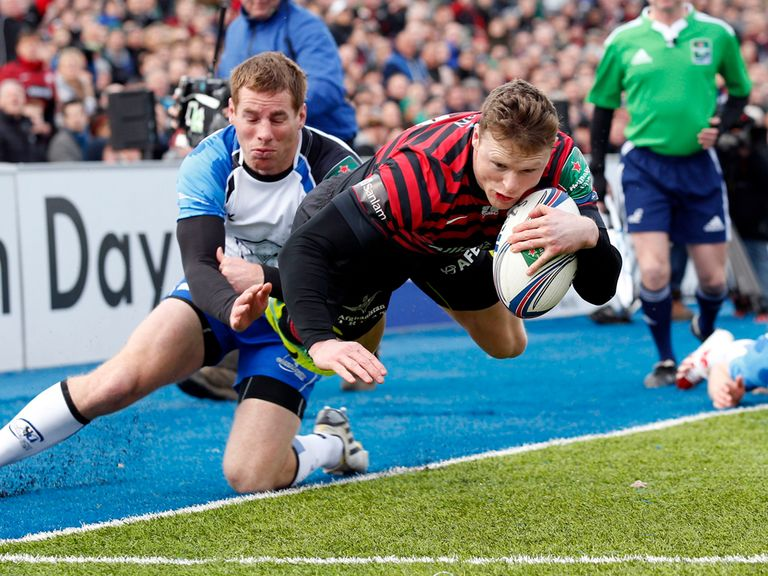 Chris Ashton: 'Still the best' says Lancaster