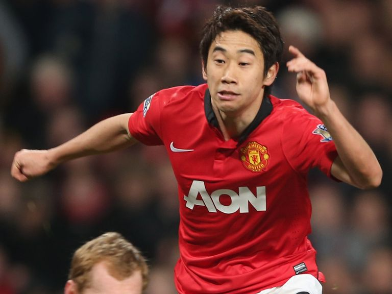 Shinji Kagawa: Suffering from a 'mental block'