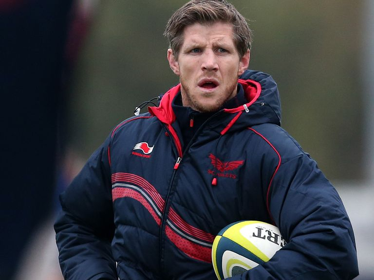 Simon Easterby: Ireland's new forwards coach
