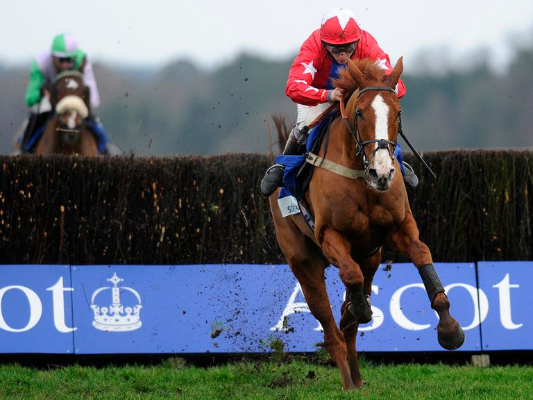 Sire De Grugy: Grade One winner for My Risk