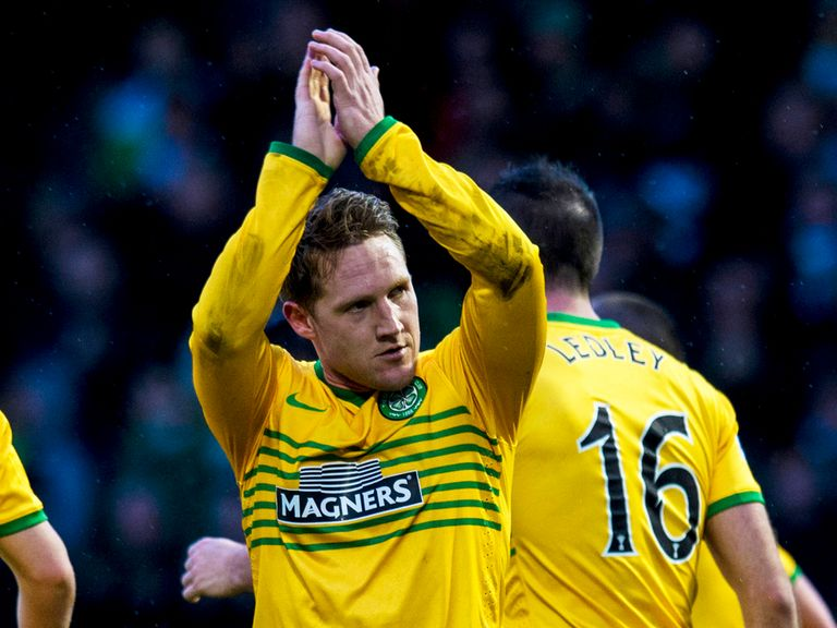 Kris Commons: Happy to focus on Celtic