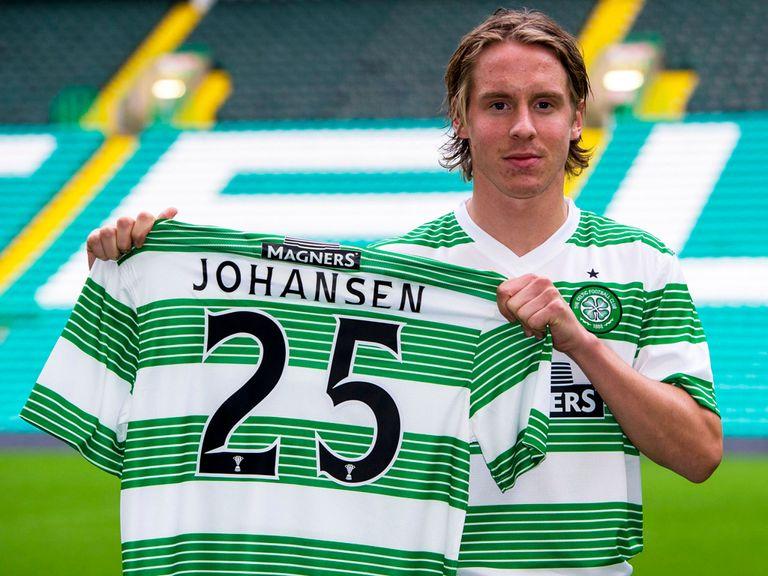 Stefan Johansen: Returns to Celtic's squad