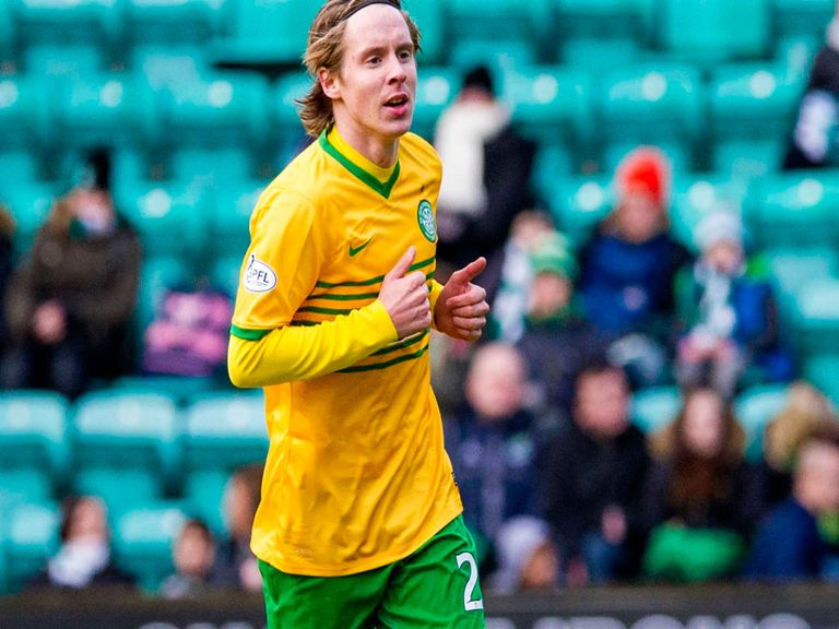 Stefan Johansen: Approaching full fitness
