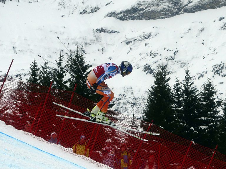 Aksel Lund Svindal will be favourite in the men's downhill
