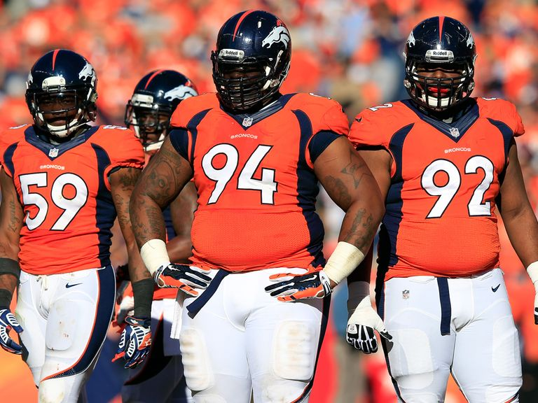 Terrance Knighton: Defensive star for Denver