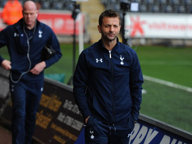 Tim Sherwood: Focused on Man City clash