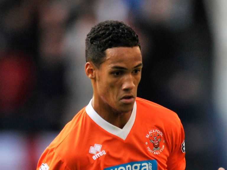 Tom Ince: Joins Palace for the rest of the season