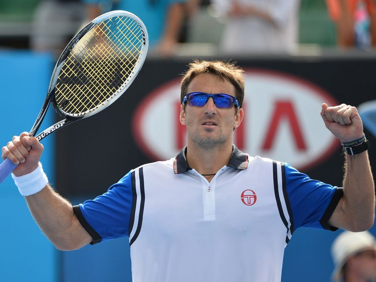 Tommy Robredo: Straight-sets winner in Buenos Aires
