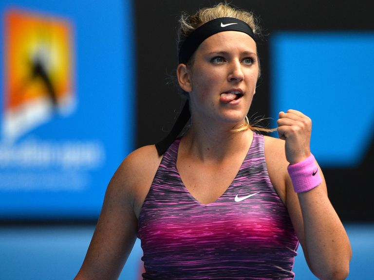Victoria Azarenka: Has bossed her recent meetings with Radwanska
