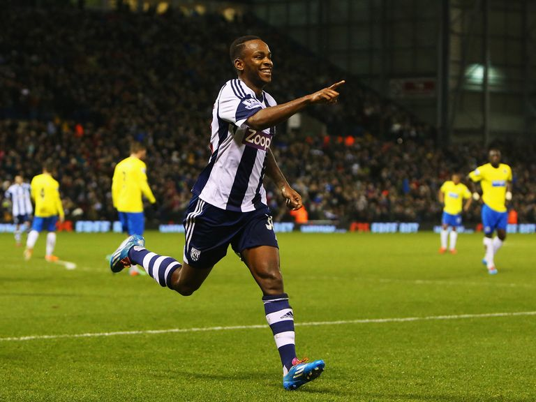 Saido Berahino: Action taken by West Brom