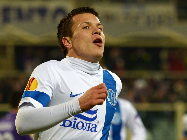 Yevhen Konoplyanka: Staying at Dnipro