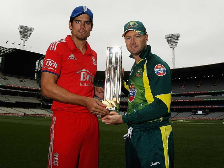 Michael Clarke: Wary of England in World Cup
