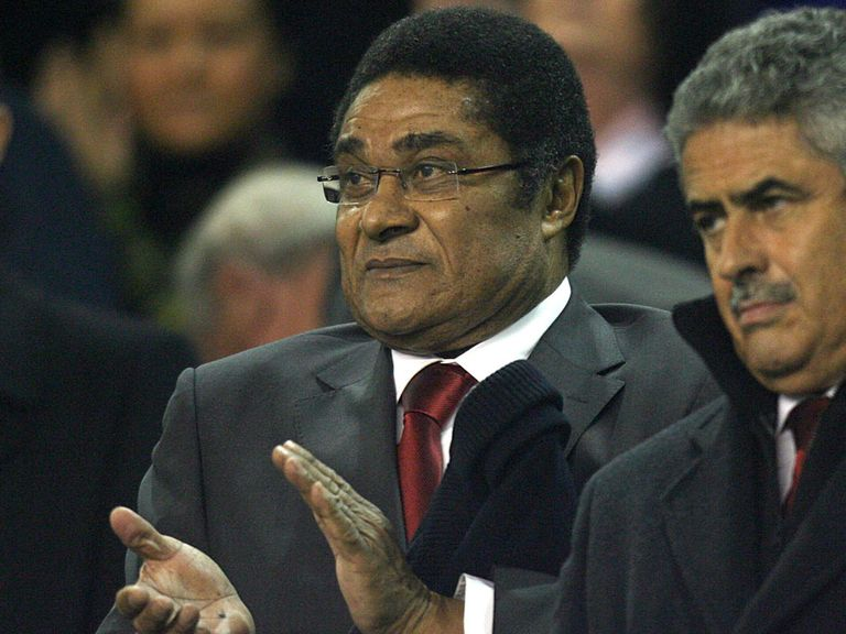 Eusebio: Mourned following his death aged 71