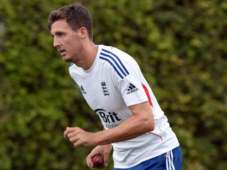 Steven Finn: Frustrated