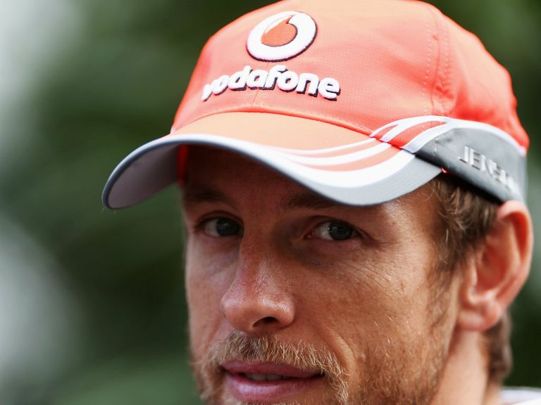 Jenson Button: Pondered taking time away from F1