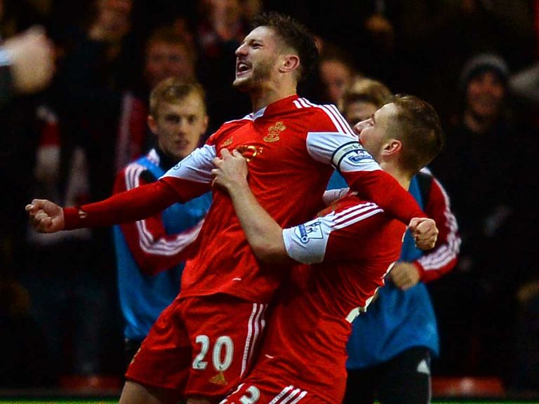 Adam Lallana: In a rich vein of form