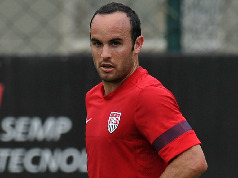 Landon Donovan: Misses out on USA spot