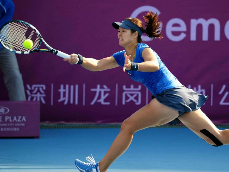 Li Na: Through to Shenzen Open final