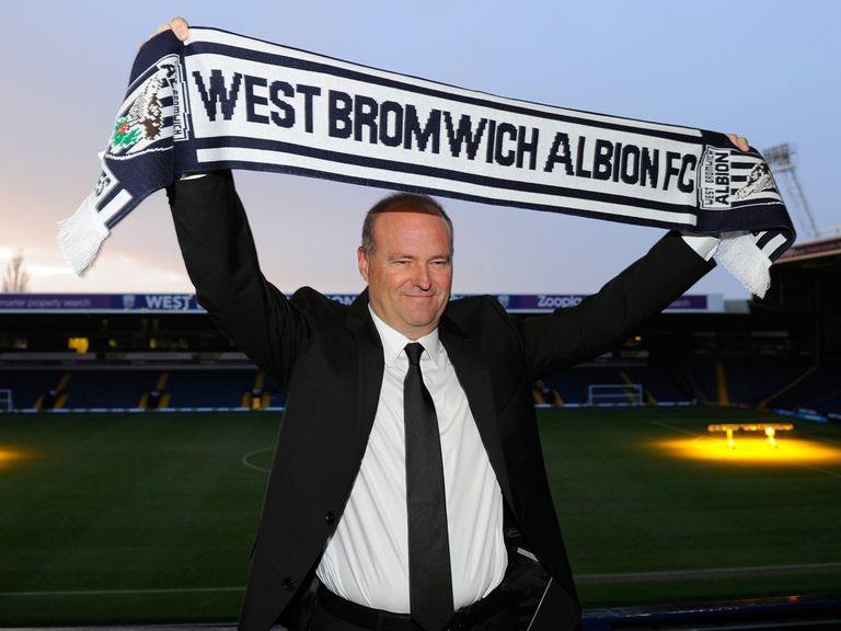 Pepe Mel: The new man in charge of West Brom