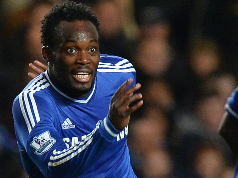 Michael Essien: Move to AC Milan completed