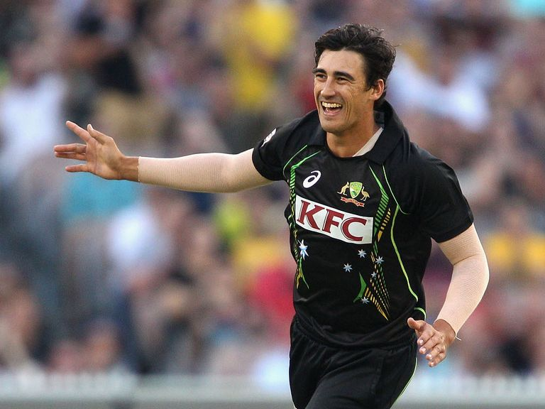 Mitchell Starc: Planning to 'rub it in' with another win on Sunday