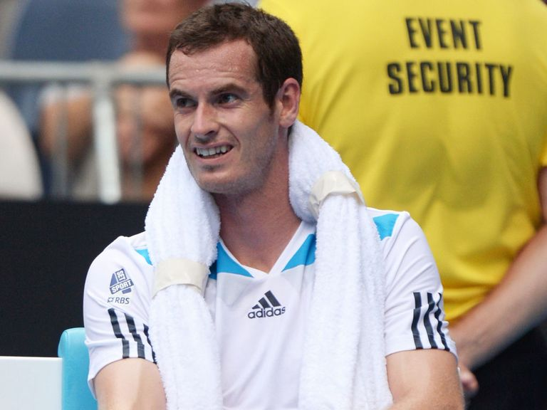 Andy Murray is in action on Thursday