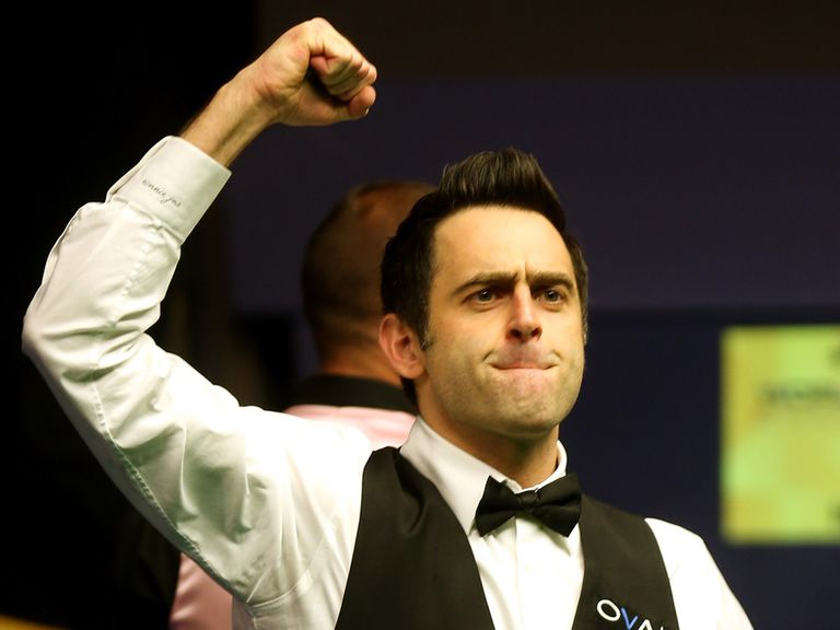 Ronnie O'Sullivan: Won the Welsh Open with a 147