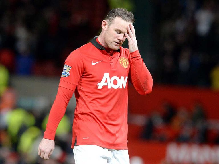 Wayne Rooney: Ruled out of FA Cup clash