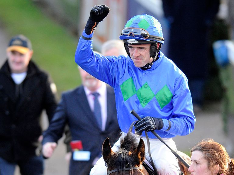 Rub Walsh: Backed Sam Twiston-Davies