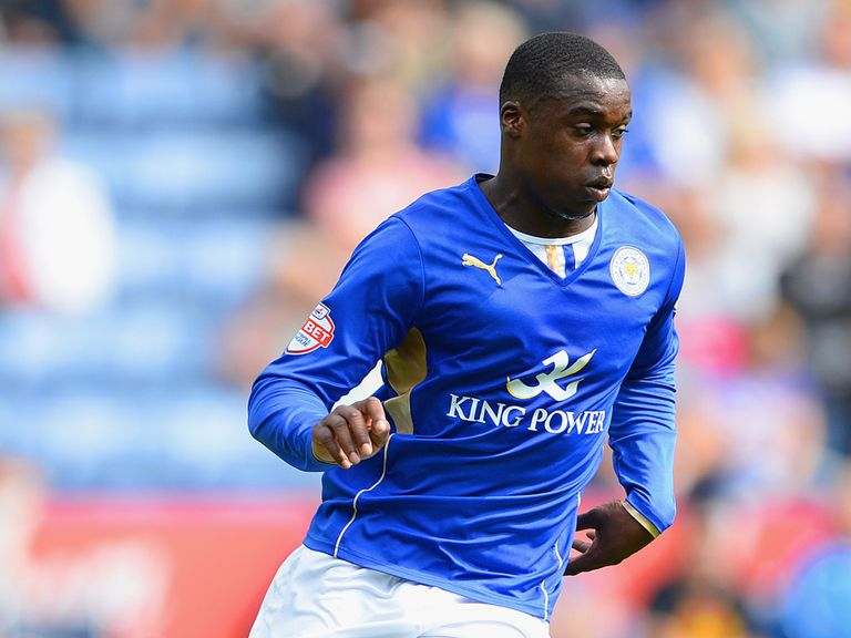Jeffrey Schlupp: Joins a host of Leicester players in signing a new deal