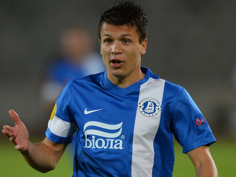 Yevhen Konoplyanka: Set for move