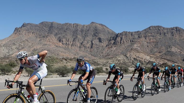 The Tour of Oman mixes sprint stages with mountains