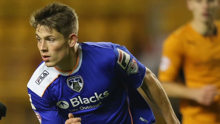 James Tarkowski: No Latics loan move