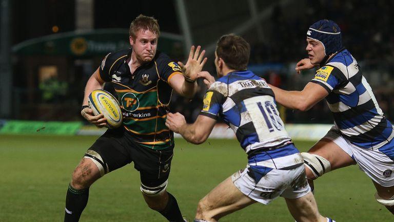 Gerrit-Jan van Velze: Forward to swap Northampton for Worcester
