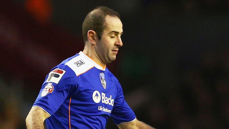 Gary Harkins: Midfielder has left St Mirren