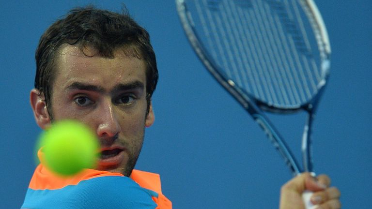 Marin Cilic: On course for third straight final