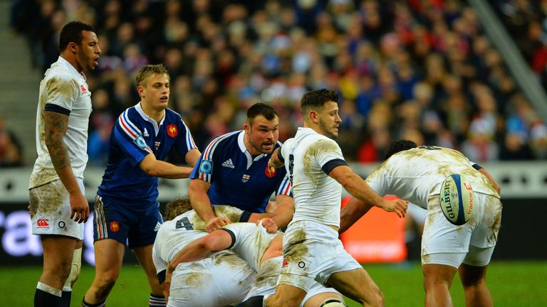 Danny Care: England scrum-half is confident the team will bounce back from their defeat to France