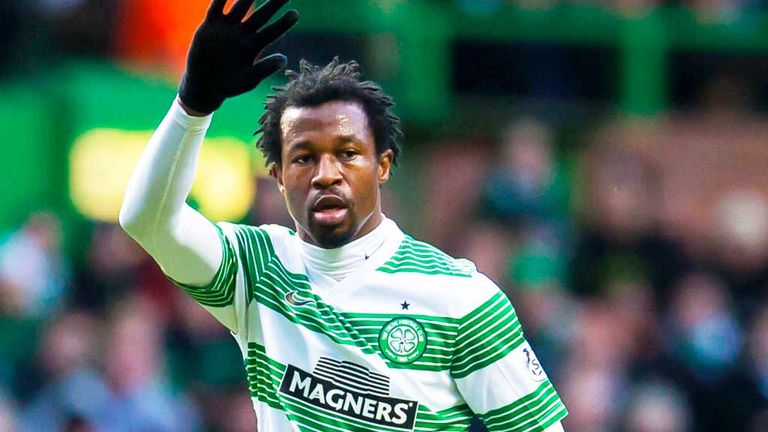 Efe Ambrose: Reckons the entire Celtic team has helped in the recent clean sheet run