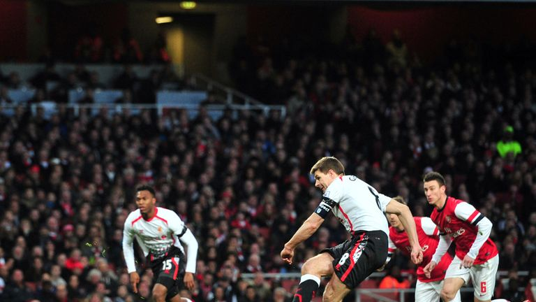 Steven Gerrard: Expecting Liverpool to bounce back from FA Cup heartache