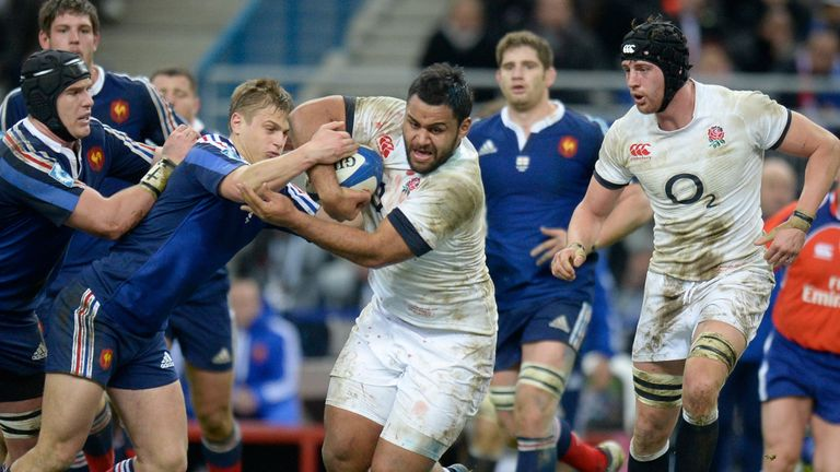 Billy Vunipola: Big impact