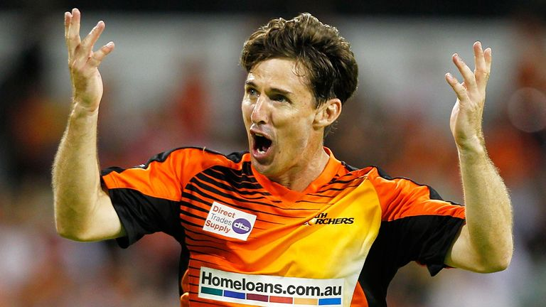 Brad Hogg: 43-year-old gets call for World Twenty20