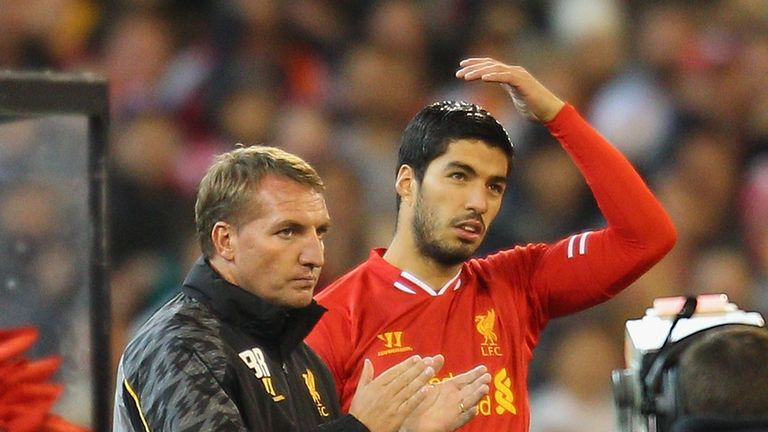 Luis Suarez: Appeared to be keen to leave Liverpool at one point last summer
