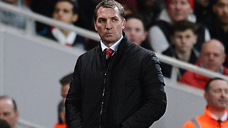 Brendan Rodgers' Liverpool edged Swansea in a thriller