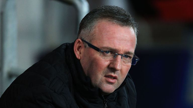 Paul Lambert: Refusing to panic in survival battle