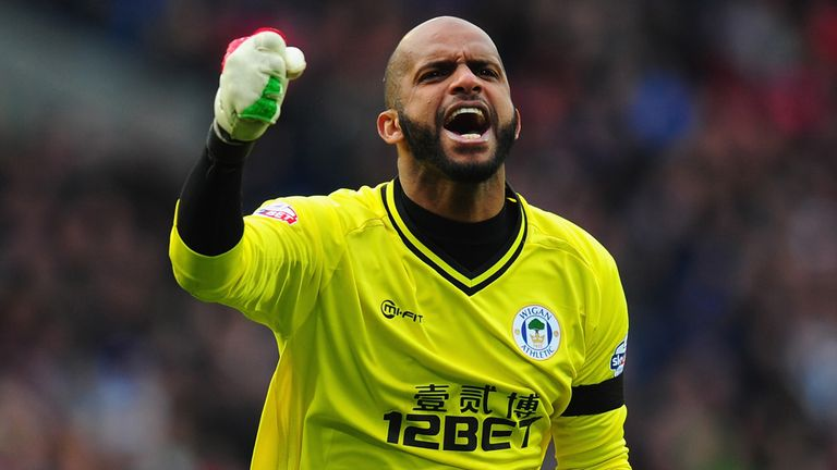 Ali Al Habsi: Could leave Wigan