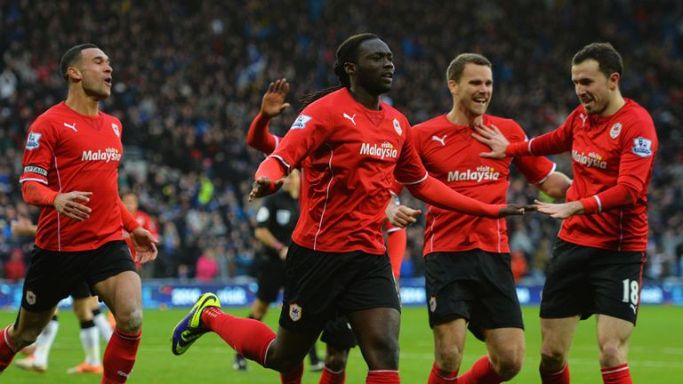 Kenwyne Jones: Cardiff striker aims to gain all three points in derby game