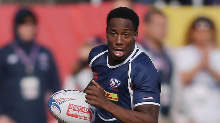 Carlin Isles: American speedster to focus on sevens