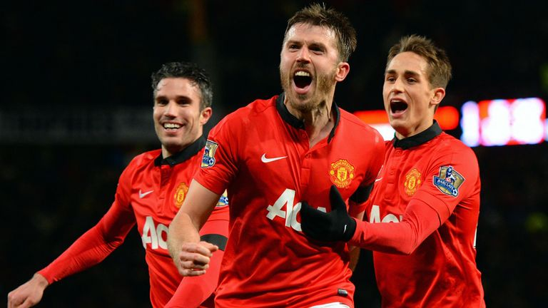 Michael Carrick: Saw delight turn to despair after Fulham's equaliser